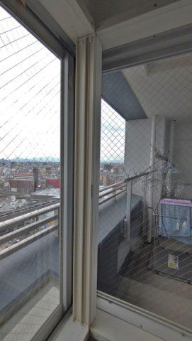 連窓用コーナー柱