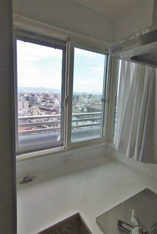 マンションキッチン窓2重窓インプラス